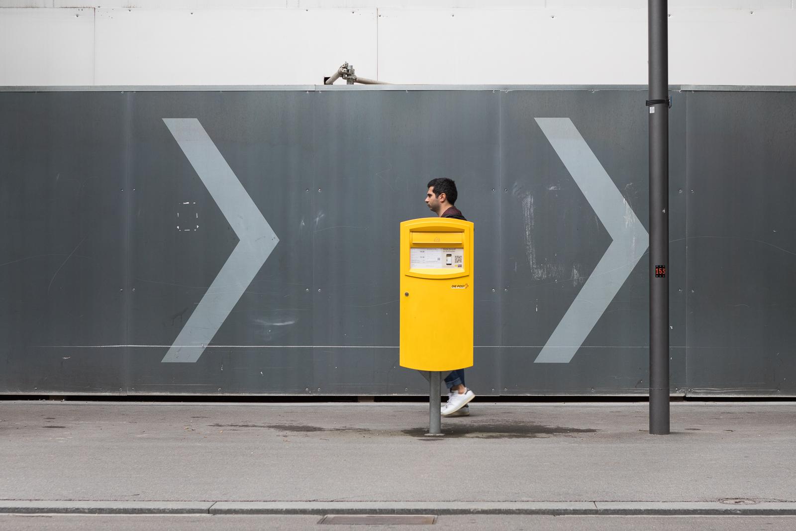 Street Photography mit dem Foto-Club Appenzellerland